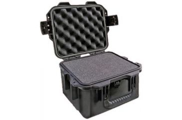 Pelican Storm Cases iM2075 - No Foam - Cubed Foam - w/o wheels - Airline - Carry On - Padded Divider