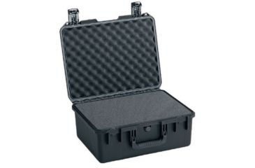 Pelican Storm Cases iM2450 - Airline - Carry On - No Foam - w/o wheels - Cubed Foam - Padded Divider