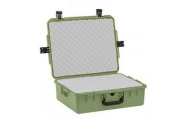Storm Case Olive Transport Case iM2700, No Foam, No Wheels