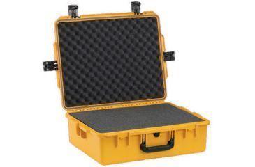 Pelican Storm Cases iM2700 - No Foam - Cubed Foam - Padded Divider - w/o wheels