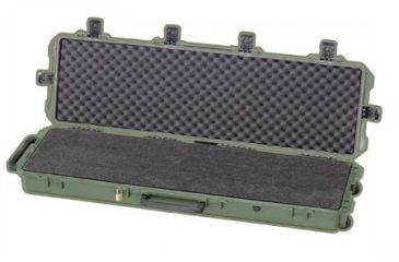 Pelican Storm Cases iM3300 Hard Gun Case w/Wheels & Foam - Olive iM3300-30001