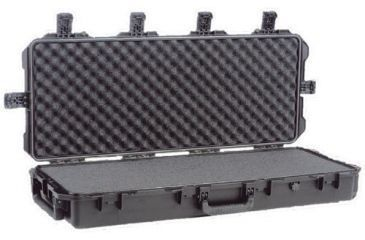 Pelican Storm Cases iM3100 w/custom foam For Law Enforcement M4 MP5