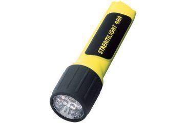 Streamlight 4AA Propolymer LED Light White LEDs,Yellow