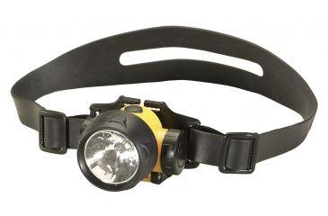 Streamlight Trident LED Yellow Headlamps / Flashlights 61050