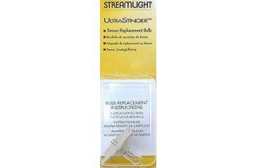 1-Streamlight Replacement Xenon Bulb for Ultrastinger Flashlights