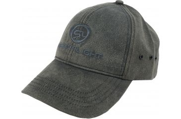 Streamlight Hat, Weathered Black - Heroes Trust Streamlight TG5508-B