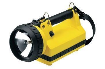 Streamlight LiteBox Flashlight, Vehicle Mount Charger, 20-watt spot bulb - Yellow