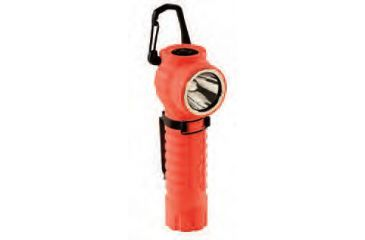 Streamlight Orange Poly Tac 90 w/ Lithium Batteries 88834