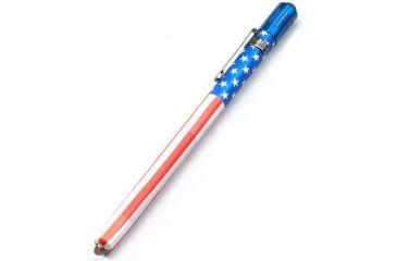 Streamlight Stylus Penlight LED Flashlight - US Flag - White LED