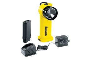 3-Streamlight Survivor Division 2 Flashlight, Yellow