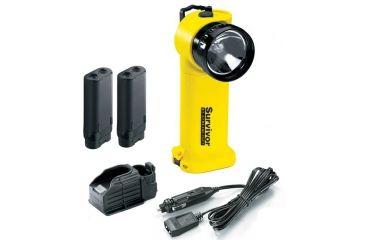 6-Streamlight Survivor Division 2 Flashlight, Yellow