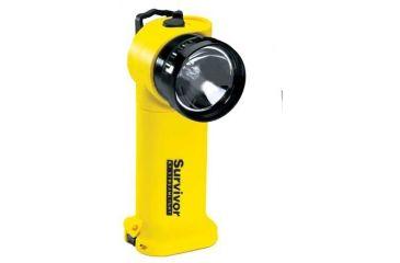 1-Streamlight Survivor Division 2 Flashlight, Yellow