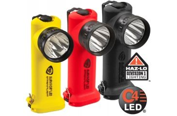 Streamlight Survivor LED Alkaline Model - Black 90546