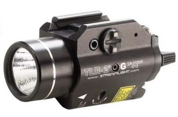 Streamlight Tlr 2g Led Rail Mounted Weapon Light With