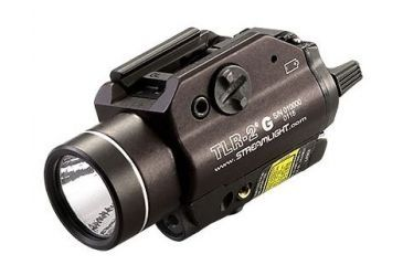 Streamlight TLR-2G LED Rail-Mounted Tactical Light with Green Laser ... a0410d6e6012