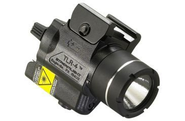 Streamlight TLR-4G, HK USP Compact Tactical Light w/ CR2 Lithium Battery 69246