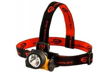 Streamlight Trident LED 18 Lumens Headlamp-Flashlight, Yellow 61050