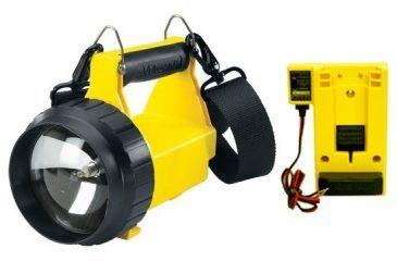 Streamlight Vulcan Yellow Lanters with Chargin Rack