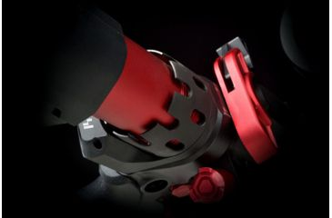 18-Strike Industries AR QD Enhanced Castle Nut and Extended End Plate