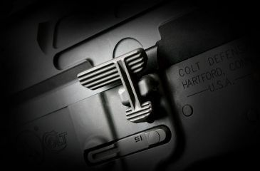 3-Strike Industries Extended Bolt Catch