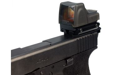2-Strike Industries JellyFish Transparent Red Dot Sight Cover