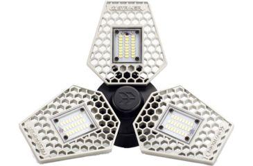 Striker Trilight Shop Light 3000 Lumens W/adjustable Heads