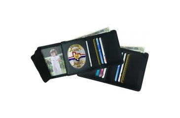 Strong Leather Company 6 Cc Badge Wallet 336 - 79520-3362