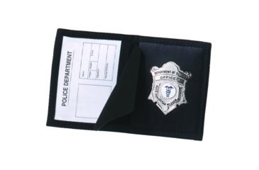 Strong Leather Company Ballistic Badge Case - 71000-0192