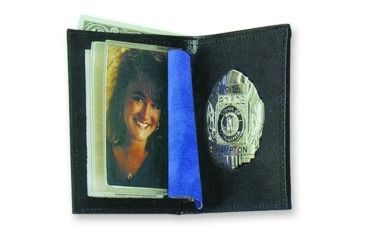 Strong Leather Company Bookstyle Police Wallet - 89600-1612