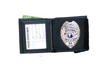 Strong Leather Company Double Id Badge Wallet - 79500-0138