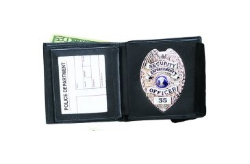 Strong Leather Company Double Id Badge Wallet - 79500-0402