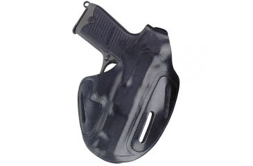 Strong Leather Company Fc 3s Holster Sw N-4inch Uprbnt - H300015111