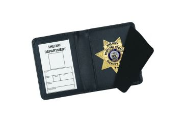Strong Leather Company Side Open Badge Case 99 - 76900-0992