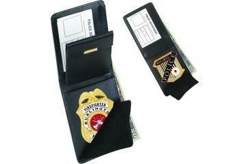 Strong Leather Company - Traditional Badge Wallet - Dress