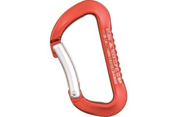 Stubai Rock Clip Straight Anodized 974200