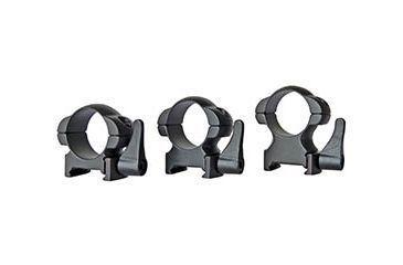 Sun Optics 30mm Quick Release Low Steel Sport Rings w/ Recoil Key SM302