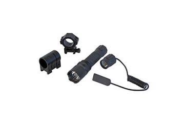 Sun Optics Flashlight Kit/200 Lumens w/ Pressure Cord and Mount CLS-200