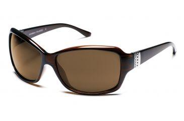 SunCloud Daybreak Sunglasses - Whiskey Frame, Brown Lenses