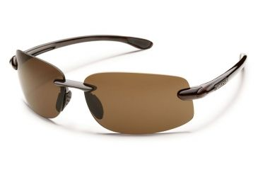 ef13e9e033e Suncloud Excursion Sunglasses Tortoise Frame Brown Polarized Polycarbonate  Lens S-EXPPBRTT