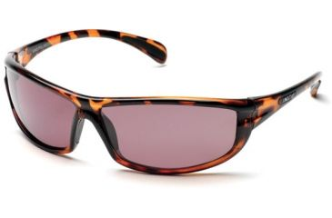 Suncloud King Sunglasses, Tortoise Frame, Rose Polarized Polycarbonate Lens S-KNPPRSTT