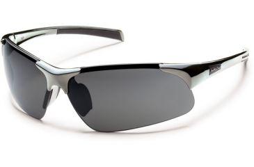 2c60cbc450 Suncloud Polarized Optics Traverse (New) Sunglasses - Chrome Frame