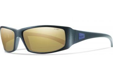 f4e03dbfb30ff Suncloud Polarized Optics Proof Sunglasses-Matte Black-Polarized Gold Mirror