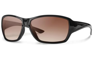 691709de1a Suncloud Polarized Optics Purist Sunglasses-Black-Sienna Gradient