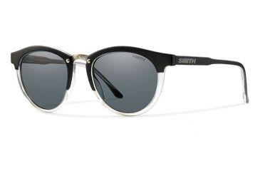 6737d058707 Suncloud Polarized Optics Questa Sunglasses-Matte Black-Gray