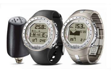 Suunto d9 Watch w/ Digital Compass & Transmitter