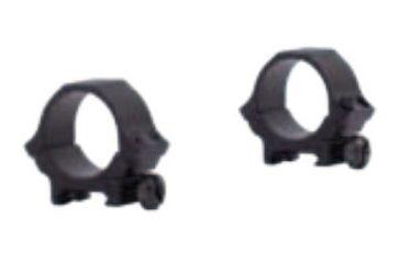 Sun Optics 30Mm Sport Ring Med. Black Matte SM064