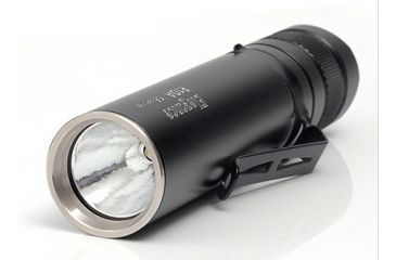 Sunwayman R10A LED Flashlight with CREE XP-G2 R5 LED - Up To 205 Lumens - Uses 1 x AA or 1 x 14500, Black R10A