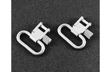 Uncle Mike's Super swivels - nickel plated