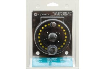 SuperFly Sport fly Fly Reel Kit 789 W/Line 047334