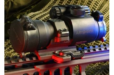 Surefire Aimpoint Comp Throw Lever Ring Mount M55